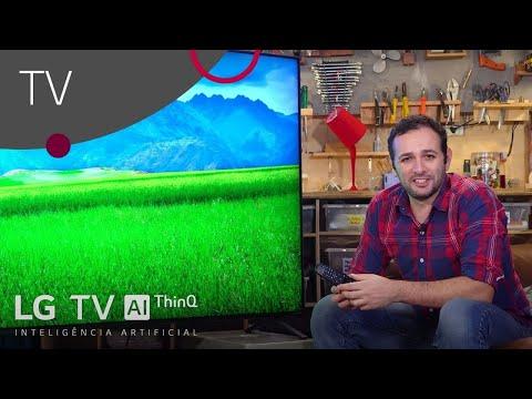 Raio-X LG | Falar com a TV