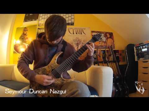 Mayones Duvell Elite 7: BKP Nailbomb vs. SD Nazgul