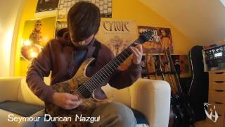 Mayones Duvell Elite 7: BKP Nailbomb vs. SD Nazgul