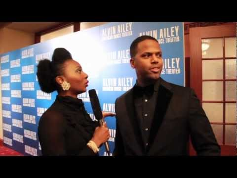 The Alvin Ailey American Dance Theatre & The Urban Dance League On Inside NYC Dance