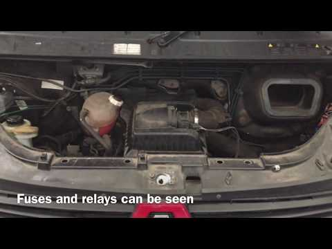 [DIAGRAM_5NL]  Renault Master 2010 Fuse Box & Relays Location Engine Compartment - YouTube | Renault Trafic Engine Fuse Box |  | YouTube