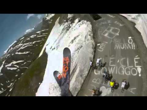 One of those days 3 - Candide Thovex - With Music