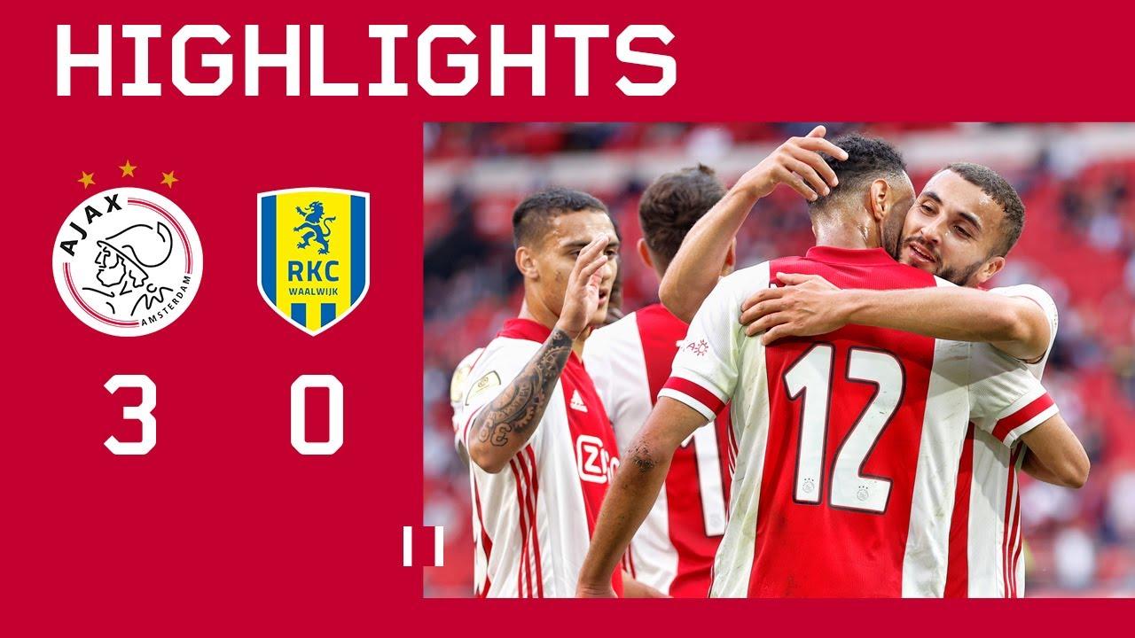 Ajax Gegen Waalwijk