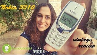 Nokia 3310, recensione di un pezzo di storia della telefonia!