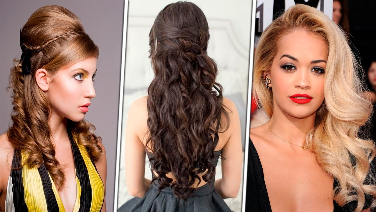 hairstyles for women graduation - youtube