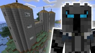 Minecraft: CASTLE OF THE COWS MISSION! - Custom Mod Challenge [S8E63]