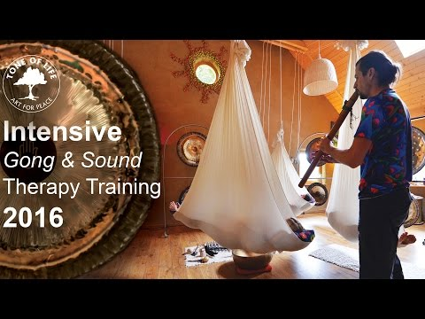9 Day Intensive Gong & Sound Therapy...
