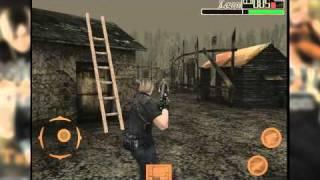 Resident Evil 4 iPad Edition: Level 1 Walkthrough