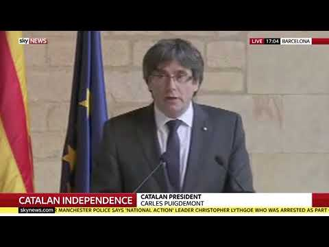 Catalonia crisis  Far left CUP could BRING DOWN Puigdemont   World   News   Express co uk
