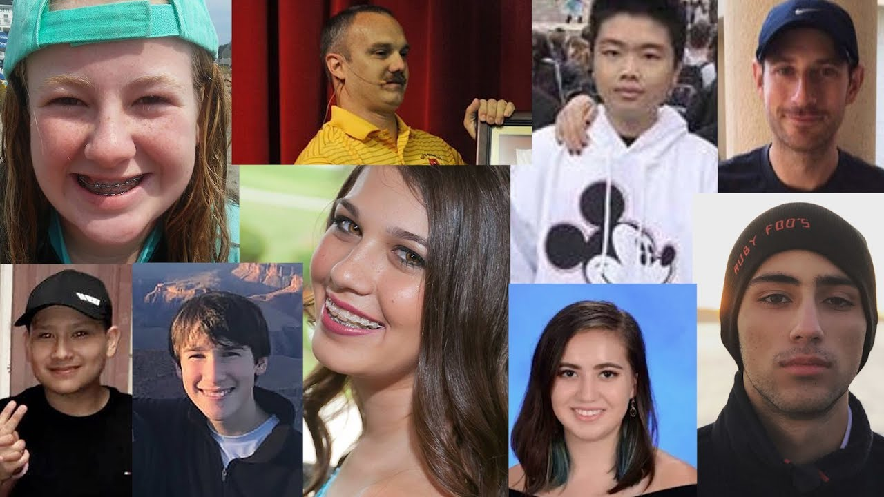 Meet The Victims of the Parkland, Florida School Shooting ...