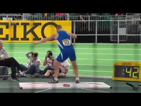 Men's Shot Put FINAL World Indoor Championships 2016