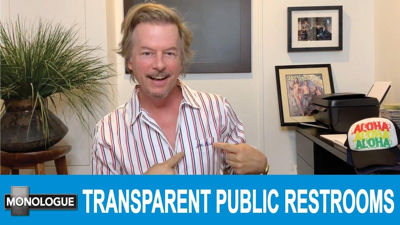 TRANSPARENT PUBLIC RESTROOMS - IN THE BUNKER MONOLOGUE (08/20/2020)
