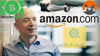 Qtum & Amazon Partnership! Next Coinbase? Monero Privacy Enhanced! Bitcoin Cash Fork? ZEN Giveaway!