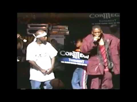 Cormega DEAD MAN WALKING live in NYC