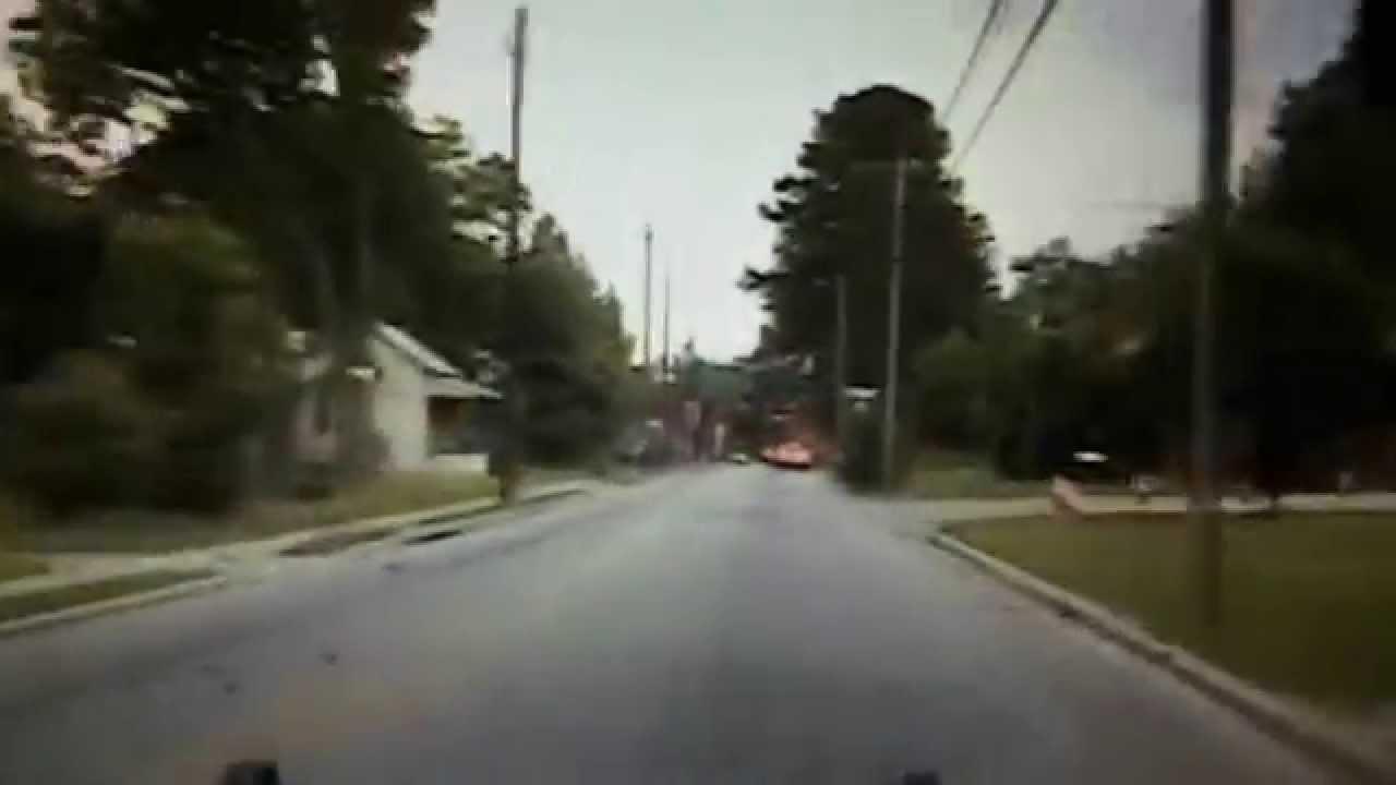 Cop wreck dash cam footage Part 1 | Video Gallery