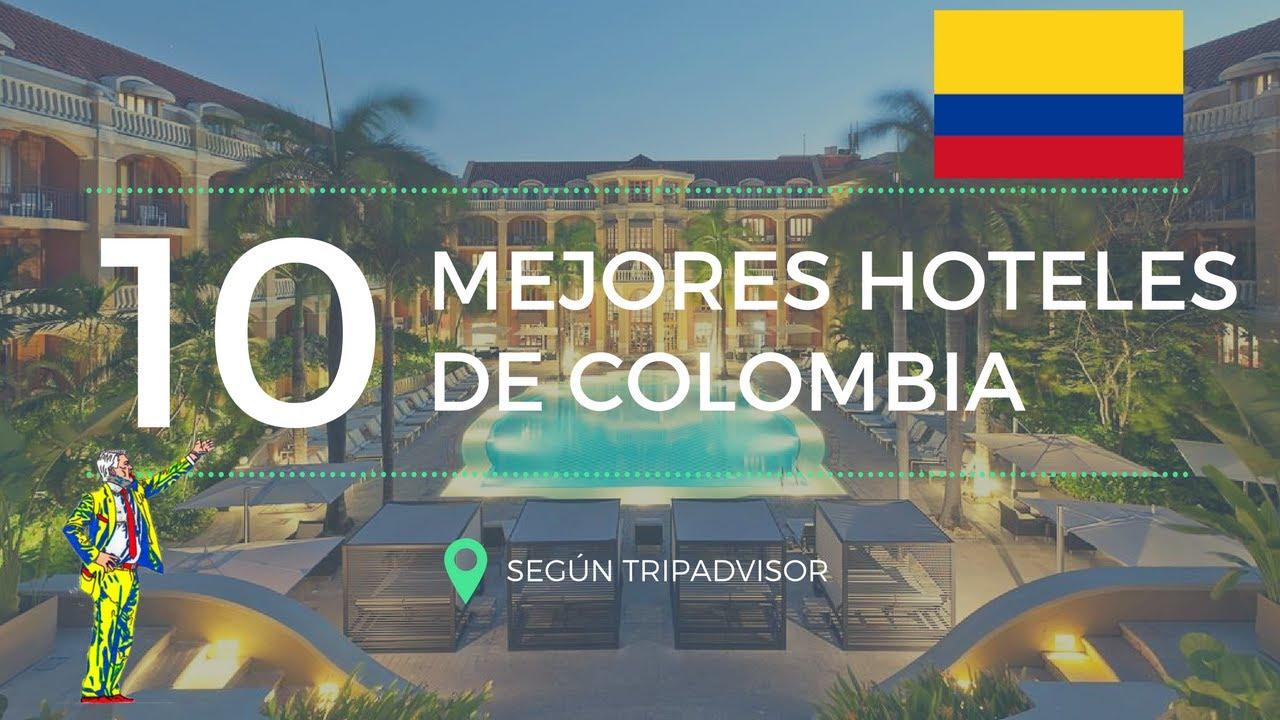 Los 10 mejores hoteles de colombia en 2017 seg n for Hoteles en algeciras con piscina