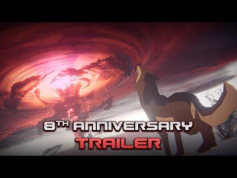 IFSCL 8th Anniversary - Trailer [ Code Lyoko Game ]