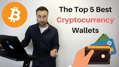 Top 5 Best #Cryptocurrency Wallets