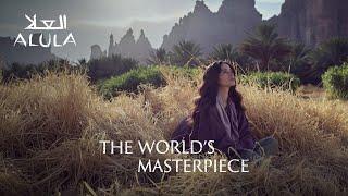 Discover #TheWorldsMasterpiece   #أعظم_تُحفة_عرفها...
