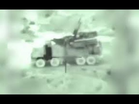 Israel Destroys Pantsir-S1 Air Defense System In Syria