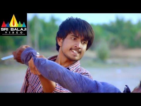 Uyyala Jampala Movie Raj Tarun Saving Avika gor Scene | Raj Tarun, Avika Gor | Sri Balaji Video