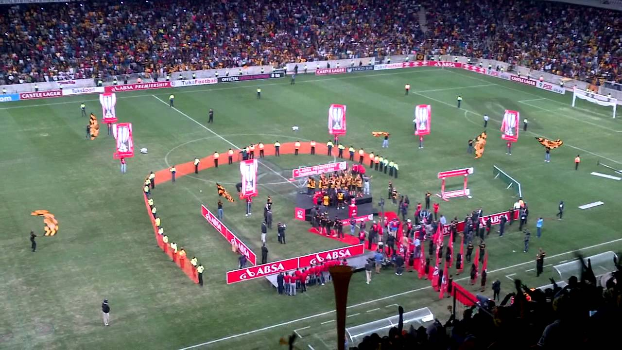 Kaizer Chiefs Fc: Kaizer Chiefs FC Crowned 2012/2013 PSL Champions At