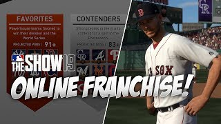 The Demise of Online Franchise in MLB The Show 19