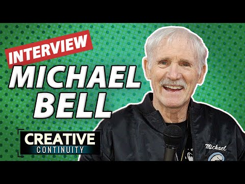Michael Bell: actor; G.I. Joe, Transformers, Smurfs - Byte Sized Creative Continuity