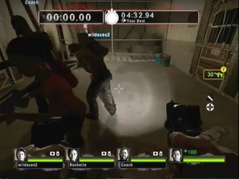 Cheats for left 4 dead 2 for xbox 360