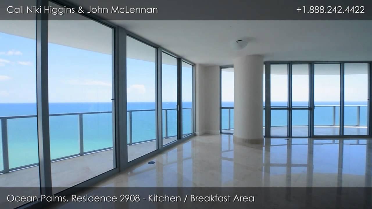 Ocean Palms 3101 S Ocean Dr Hollywood Beach Fl Luxury