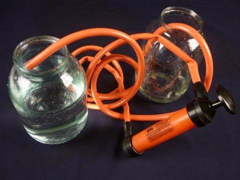 Ручной насос для откачки масла из двигателя своими руками фото 397