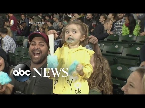 little girl loses her