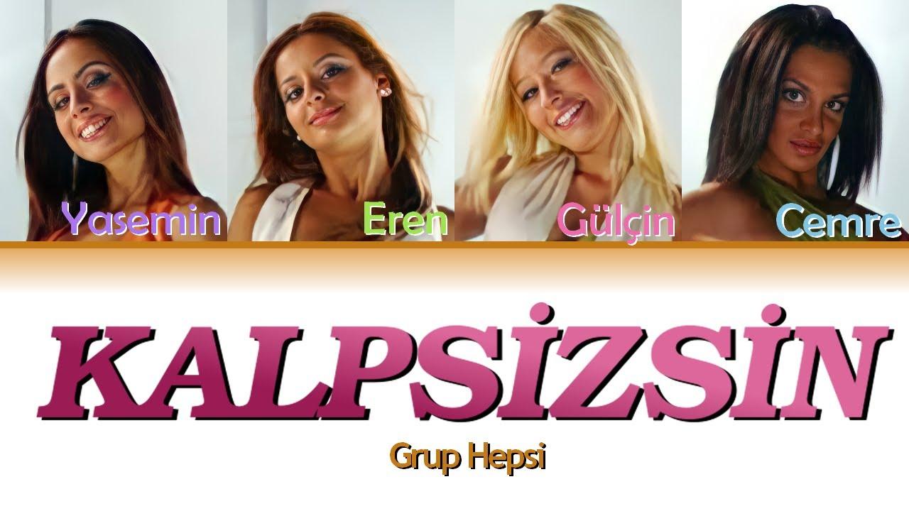 Grup Hepsi-TEMPO (Lyric Video)