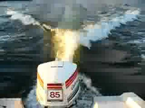 Johnson 85 hp v4 outboard youtube sciox Image collections