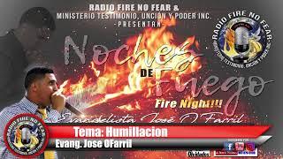 Jose Ofarril Live Stream thumbnail