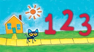 Learn to Count with Pete the Kitty | Kids Learning Video