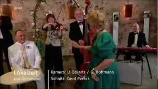 Bohème-Orchester mit Waltraut Haas u. Gunther Gerke 2012