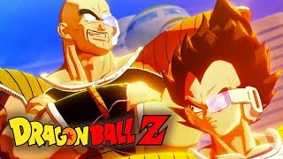 Dragon Ball Z: Kakarot - Official Trailer | E3 2019