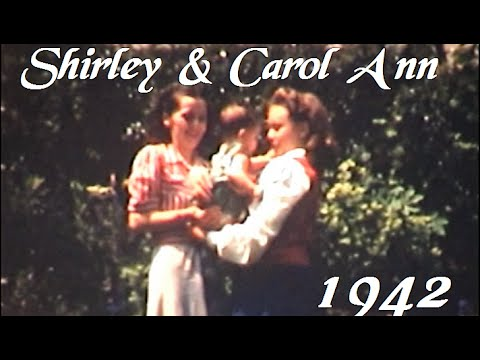 M10 1942 Carol Ann Laufer and Shirley Zimmerman