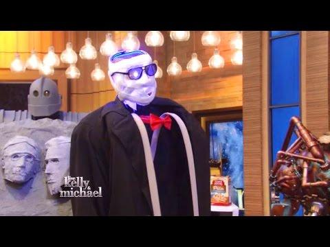 & Kelly u0026 Michael Annual Halloween Costume Contest (2015) - YouTube
