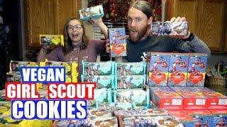 VEGAN Girl Scout Cookies