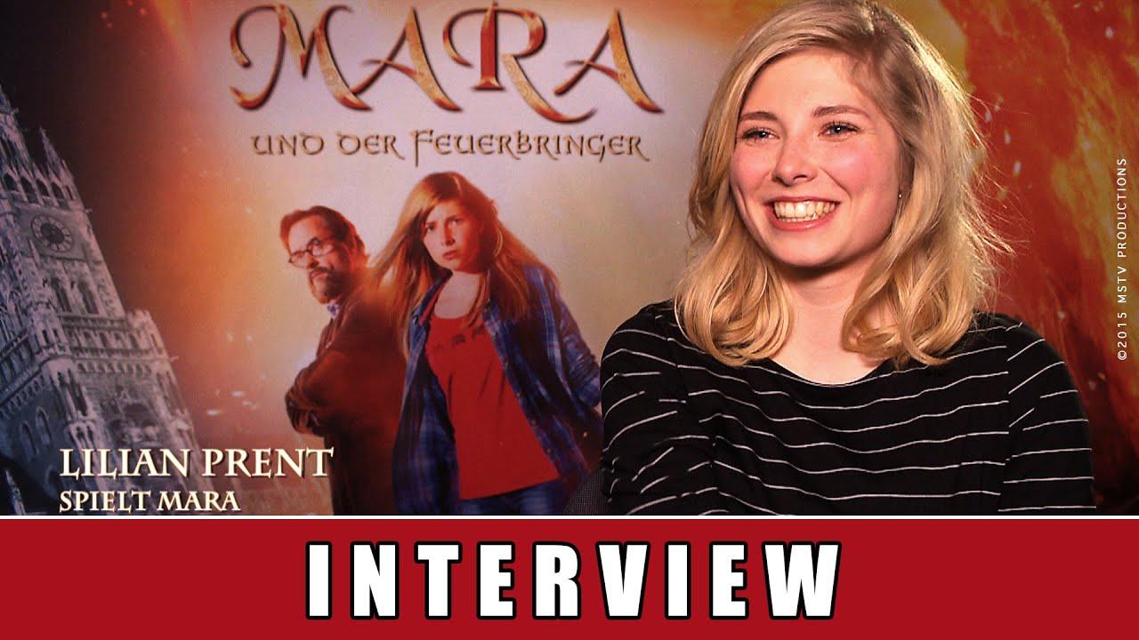 Mara und der Feuerbringer – Interview | Lilian Prent