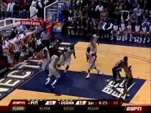 Pitt Men's Basketball Highlights 2008-09
