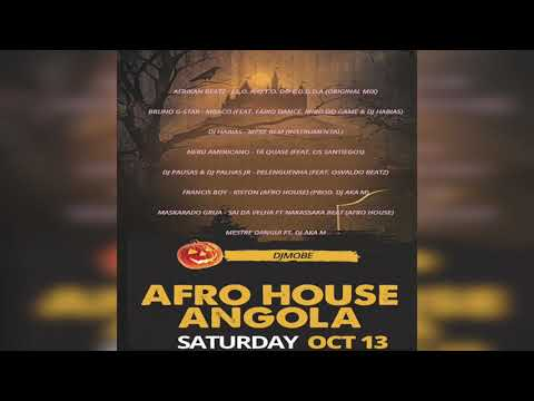 Afro House Angola Mix 13 Outubro 2018 - DjMobe