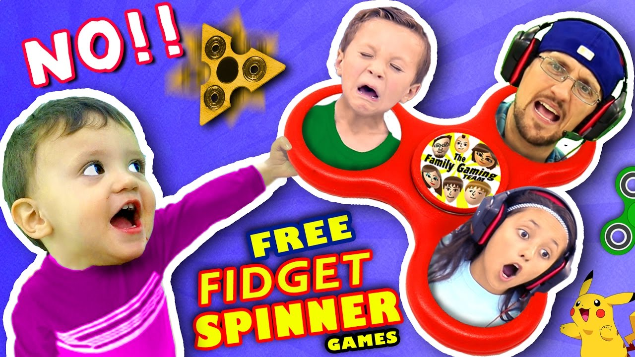 Permalink to Cool Fidget Spinner Games