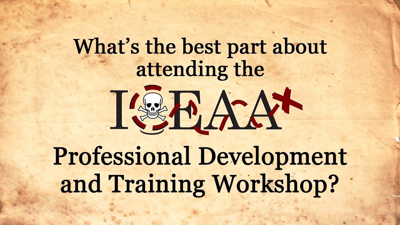 2019 Professional Development & Training Workshop