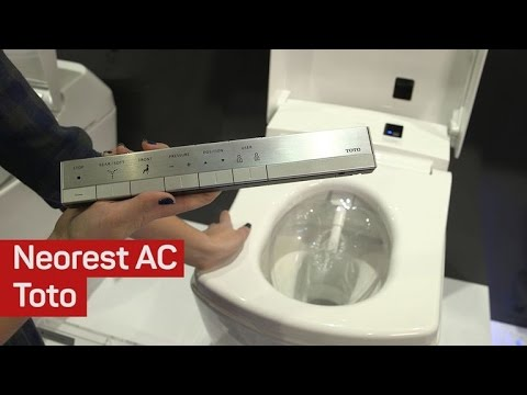 neorest ac uv toilet by toto - Toto Bidet