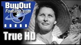Romantic Italy, 1952 - Historic HD Film Travelogue Footage