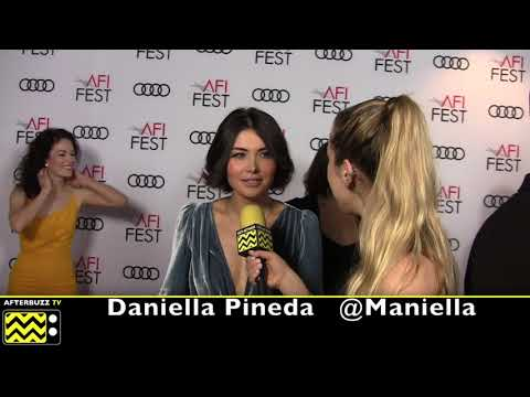 Daniella Pineda at the AFI Fest 2017 for the premiere of 'Mr. Roosevelt'