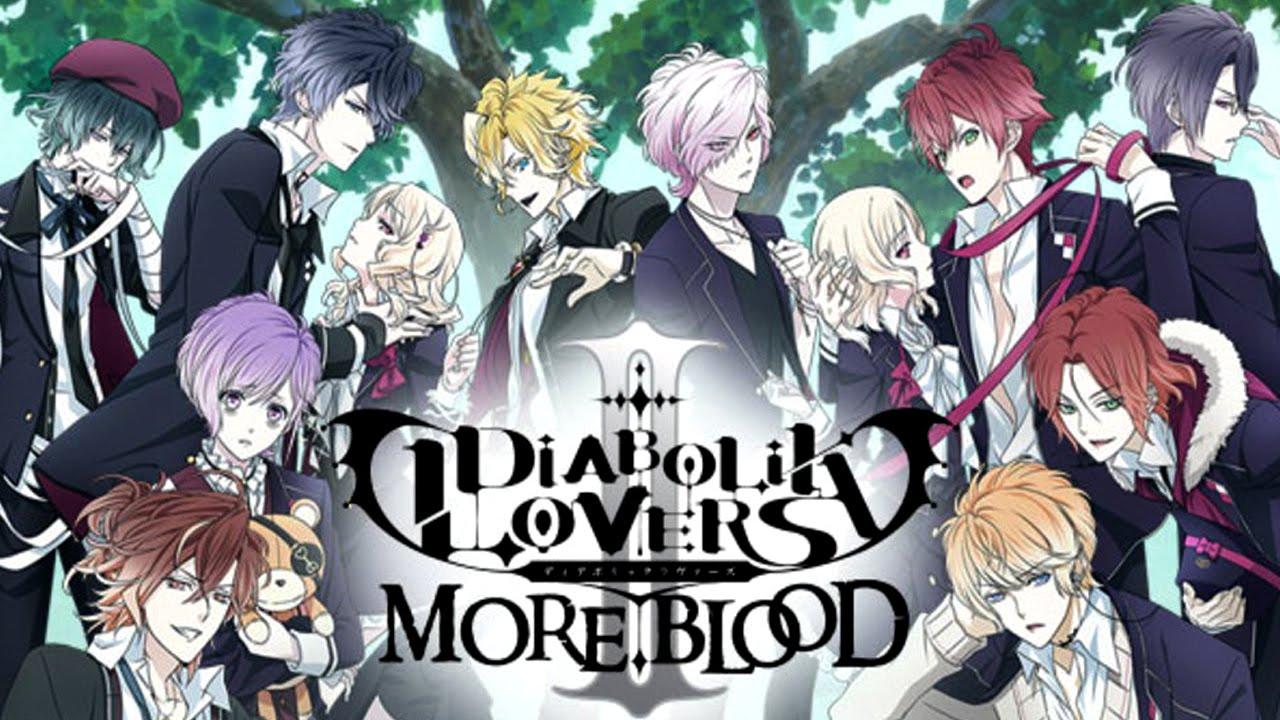 Diabolik lovers manga